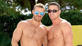 Landon Conrad and Ryan Rose
