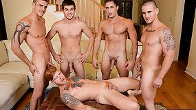 Stop In With Johnny Rapid - Bennett Anthony - Adam Bryant - Armando De Armas - Darin Silvers