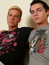 Hot and horny Teen Boys