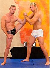 Jindrich Hanzel vs Patrik Lukasz