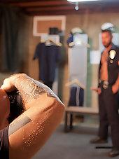 Making Of Bad Cop
