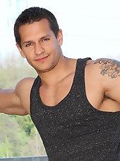 Handsome Muscle Stud Martin Matousek
