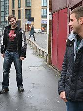 Dan and Gabriel