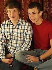 Aaron and Jayden