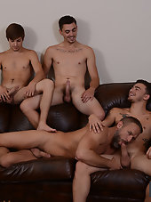 Stepfathers Secret - Asher Hawk - Dirk Caber - Johnny Rapid - Trevor Spade