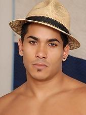 Straight: Christain Ramos