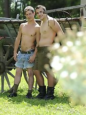 Michal and Artur
