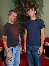 Straight: Alex Foster Bait: Rocco Giovanni