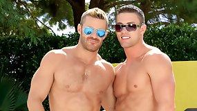 Landon Conrad and Ryan Rose