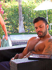 Day Into Night - Scene One - Hunter Marx and Rogan Richards