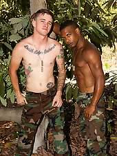 Adrian Hart and Ryan Jordan
