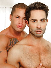 Matthew Rush and Mickael Lucas