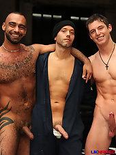 Tony, Jace and Ben