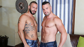 In The Flesh - Gabriel Lunna and Antonio Miracle