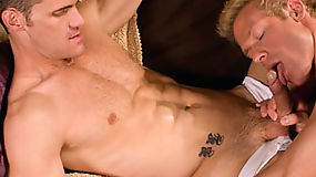 Indiscretion: Landon Conrad and Christopher Daniels