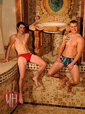 Danek Rovny and Paul Fresh