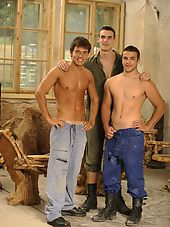 Dmitry Vorobev and Artur Lafek and Erik Garba