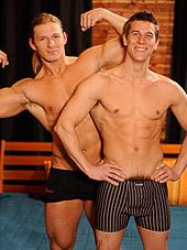 David Kadera and Adam Rupert