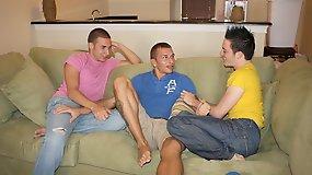 Damon, Eric & Jesse