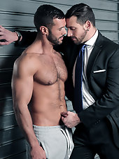 ROUGH TRADE Starring DENIS VEGA and ENZO RIMENEZ