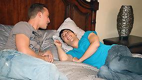 Billie Ramos and Jesse Jordan